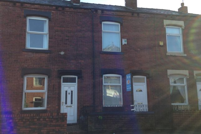 Thumbnail Terraced house to rent in Cheetham Hill Road, Dukinfield