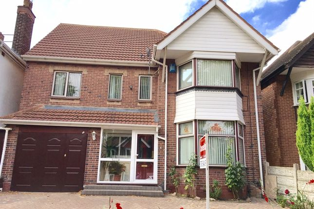 Thumbnail Detached house for sale in Wadhurst Road, Edgbaston, Birmingham