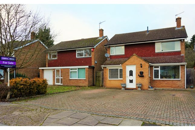 Thumbnail Detached house for sale in Cumberland Close, Spinney Hill