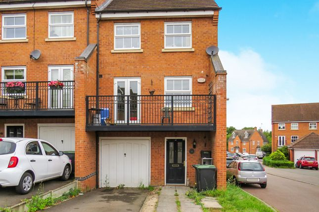 Town house for sale in Blackwell Close, Higham Ferrers, Rushden