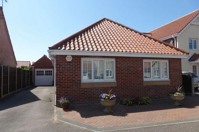3 bed detached bungalow for sale in Lord Montgomery Way, Bradwell, Great Yarmouth