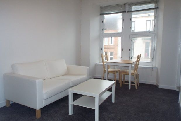 Thumbnail Flat to rent in Chancellor Street, Partick
