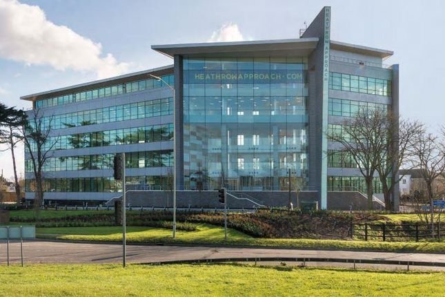 Thumbnail Office to let in London Road, Langley, Slough