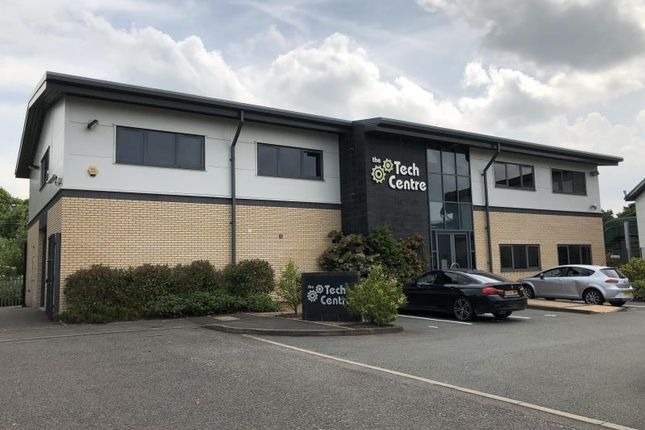 Thumbnail Office to let in Tech Centre, Whitebridge Way, Stone
