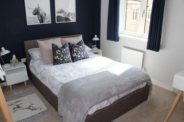Bedroom One of Dunkley Way, Harlestone Manor, Northampton NN5