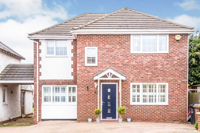 Thumbnail Detached house for sale in Ripley Road, Cottingham, Market Harborough