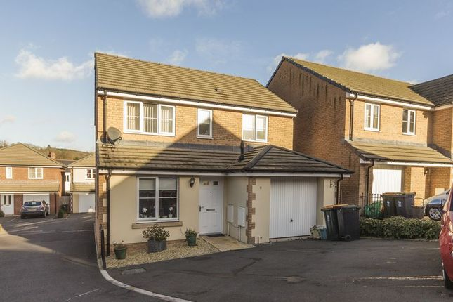 Thumbnail Detached house for sale in Priory Gardens, Langstone, Newport