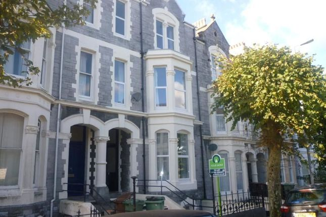 Thumbnail Flat to rent in Sutherland Road, Mutley, Plymouth