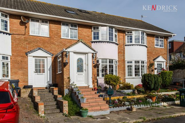 Thumbnail Terraced house for sale in Romany Close, Portslade, Brighton