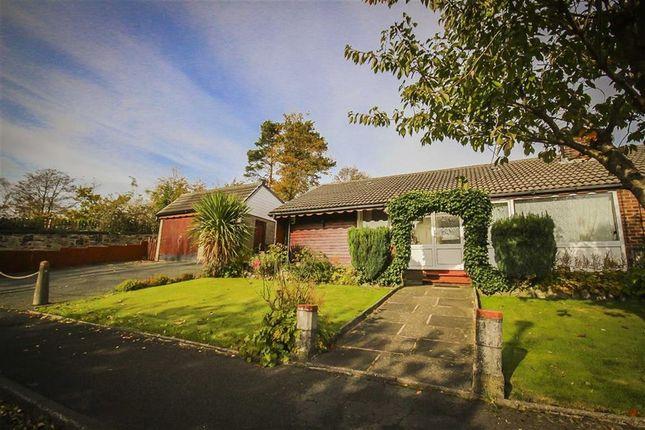 Thumbnail Semi-detached bungalow for sale in Cedar Avenue, Rawtenstall, Lancashire
