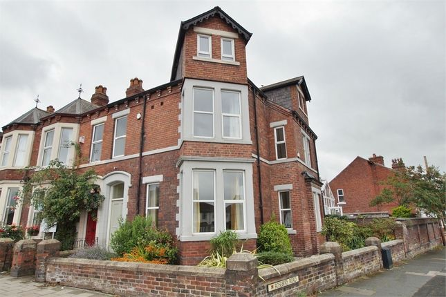 Thumbnail End terrace house for sale in Scotland Road, Stanwix, Carlisle, Cumbria