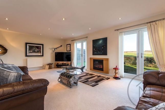 Thumbnail Detached house for sale in High West Road, Crook
