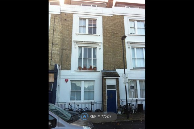 Front Of House of Bride Street, London N7
