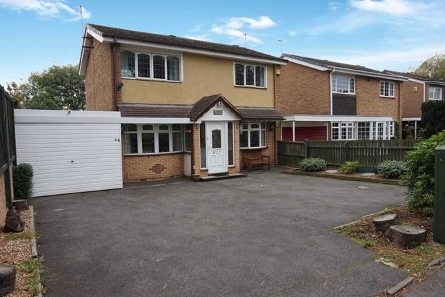 Thumbnail Detached house for sale in Codsall Road, Tettenhall, Wolverhampton