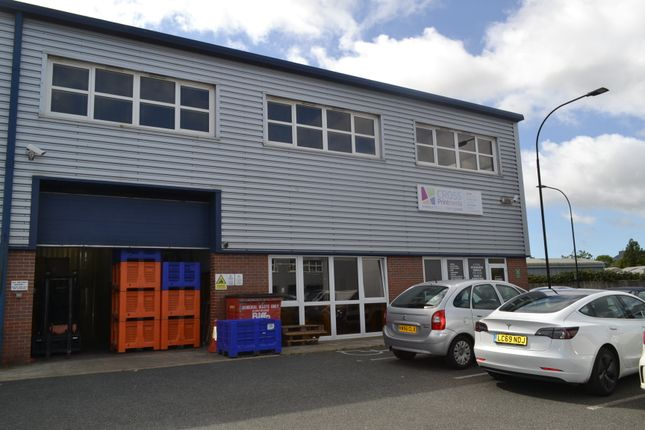 Thumbnail Industrial for sale in Barry Way, Newport