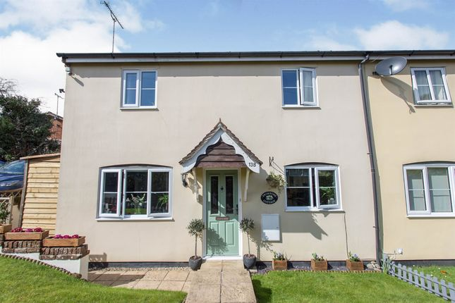 2 bed end terrace house for sale in Brook Street, Warminster BA12