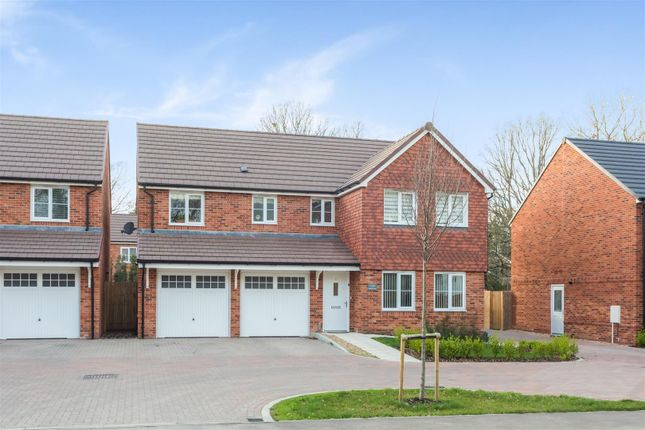 Thumbnail Detached house for sale in Unicorn Way, Burgess Hill