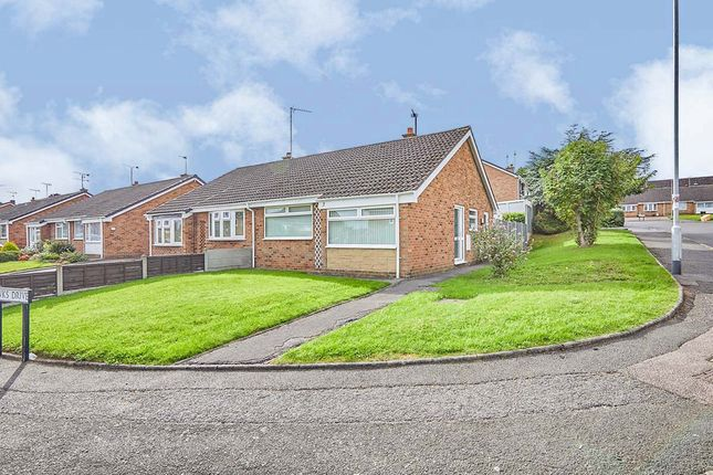 Thumbnail Bungalow for sale in Hawks Drive, Burton-On-Trent