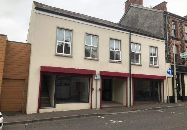 Thumbnail Retail premises for sale in Hill Street, Ballymena, County Antrim