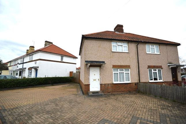 3 bed semi-detached house for sale in Longford Road, Whitton, Twickenham TW2