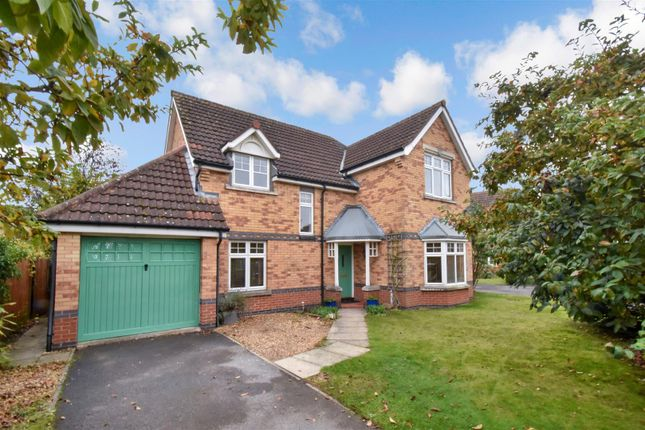Thumbnail Detached house for sale in Orchard Close, Wilberfoss, York