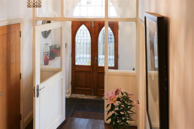 Entrance Hall of St. Christophers Home, Abington Park Crescent, Abington, Northampton NN3