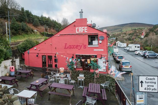 Thumbnail End terrace house for sale in Dumbells Terrace, Laxey, Isle Of Man