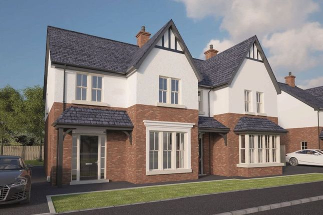 4 bed semi-detached house for sale in Golden Gate, Greenisland, Carrickfergus BT38