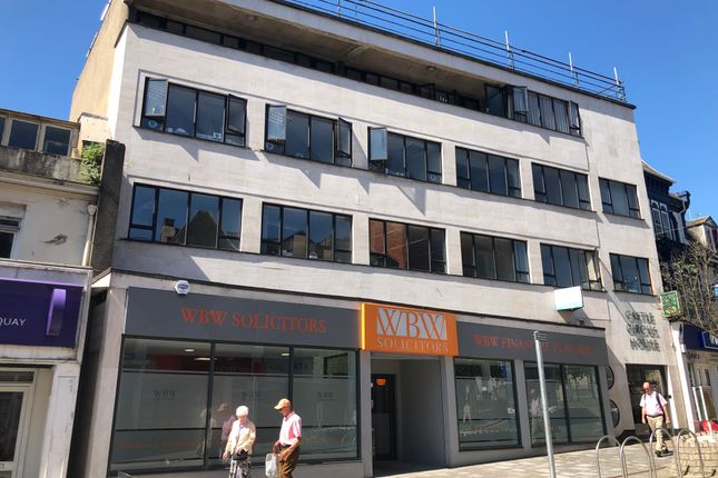 Thumbnail Office to let in 136 Union Street, Torquay