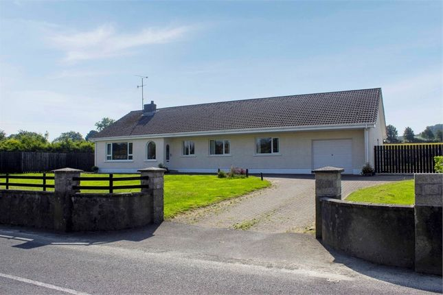 Thumbnail Detached bungalow for sale in Carnanreagh Road, Claudy, Londonderry