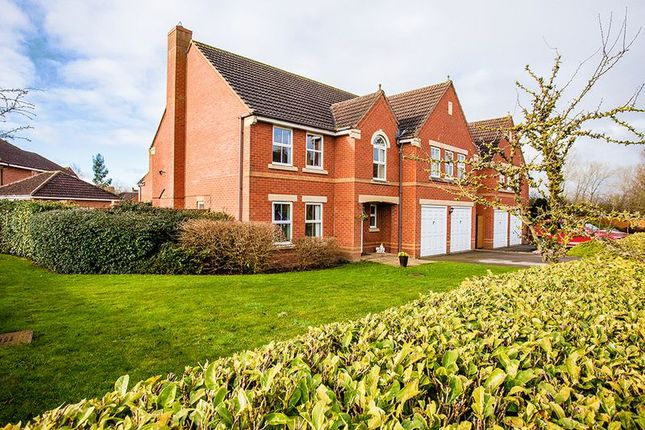 Thumbnail Detached house for sale in Kiln Close, Calvert, Buckingham