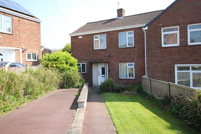 Semi-detached house for sale in Cloudside Road, Sandiacre, Nottingham
