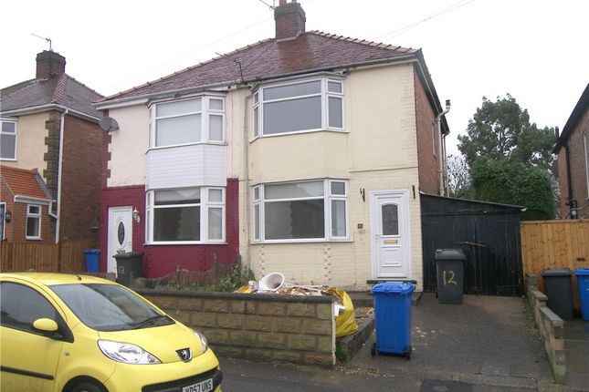 2 bed semi-detached house to rent in York Road, Chaddesden, Derby DE21