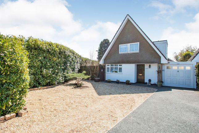 Thumbnail Detached house for sale in Heathfield Road, West Moors, Ferndown