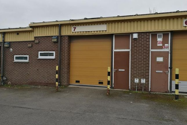 Thumbnail Light industrial to let in Unit 7 Parbrook Close, Padstow Road, Coventry