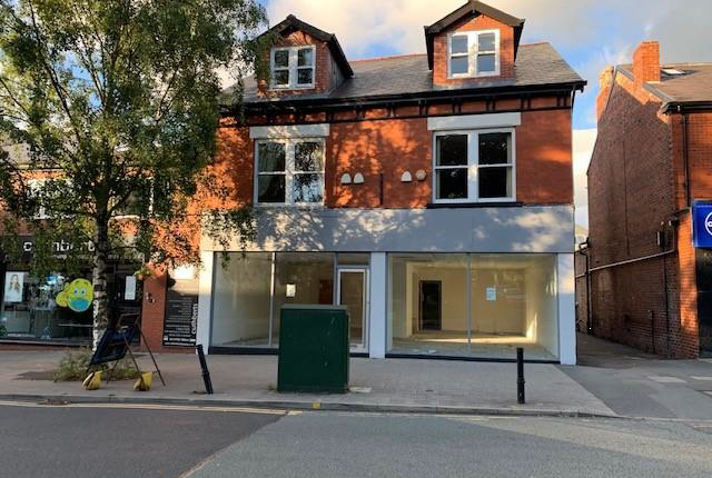 Thumbnail Retail premises for sale in Woodford Road, Bramhall