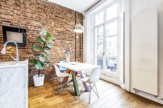 Thumbnail Flat for sale in Leamington Road Villas, Notting Hill