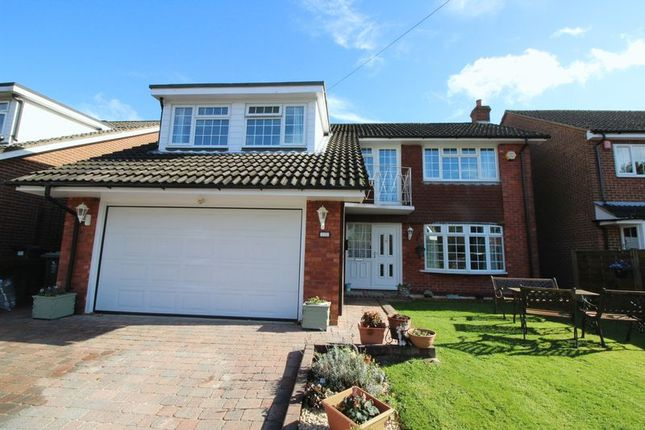 Thumbnail Detached house for sale in Tinsley Lane, Crawley