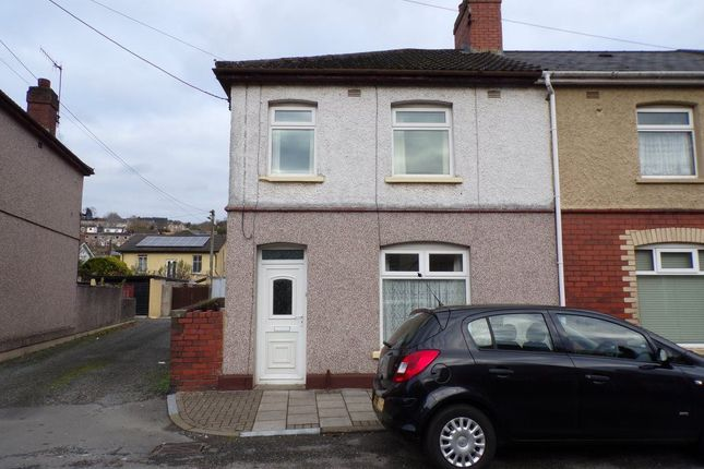 Thumbnail Property to rent in Grove Road, Risca, Newport