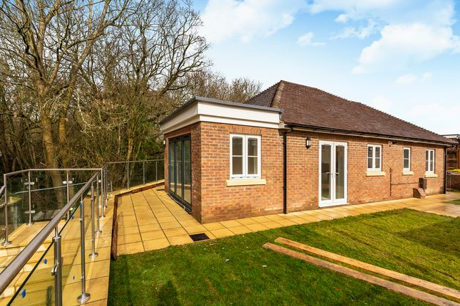 Thumbnail Detached bungalow for sale in Coombe Farm Avenue, Fareham