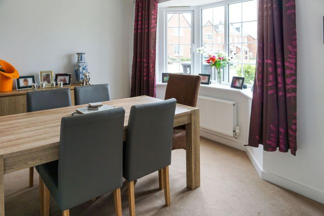 Dining Room of Snow Close, Sleaford NG34