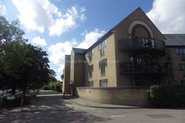 Thumbnail Flat to rent in Mill View Court, School Lane, Eaton Socon, St. Neots