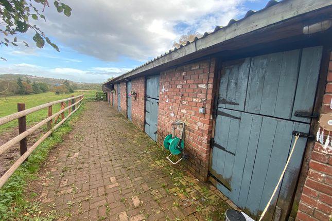 Thumbnail Farm to let in Grove Farm, Newport