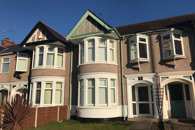 Thumbnail Property to rent in Keresley Road, Coventry
