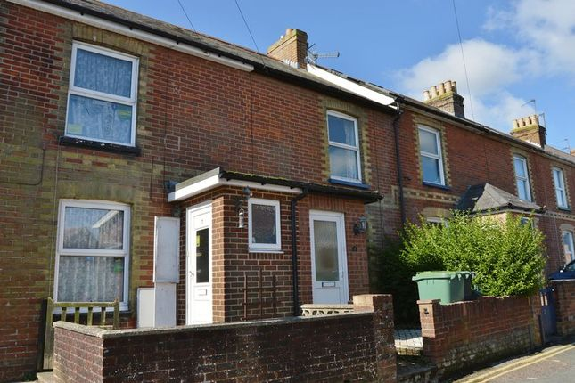 Thumbnail Terraced house to rent in Catherine Terrace, Newport