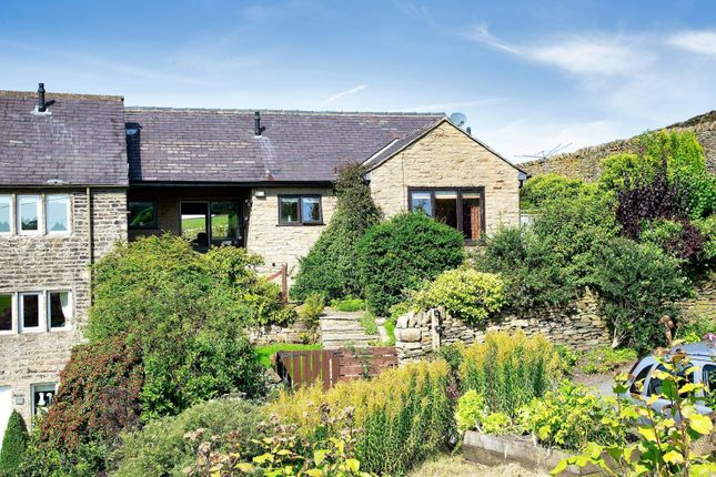 Thumbnail Terraced house for sale in Cote Lane, Hayfield, High Peak