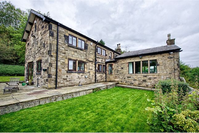 Thumbnail Detached house for sale in Grains Road, Oldham