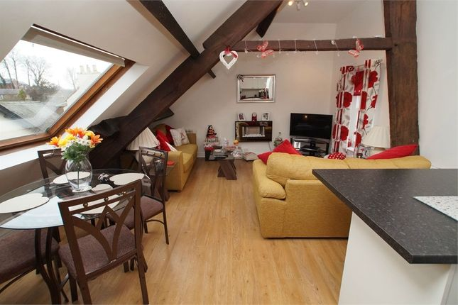 Thumbnail Maisonette for sale in Jackson Court, High Cross Street, Brampton, Cumbria