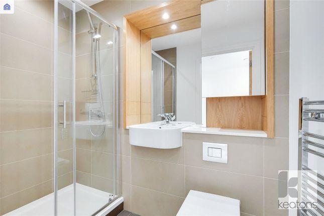 Bathroom View 2 of Sky View Tower, 12 High Street, London E15