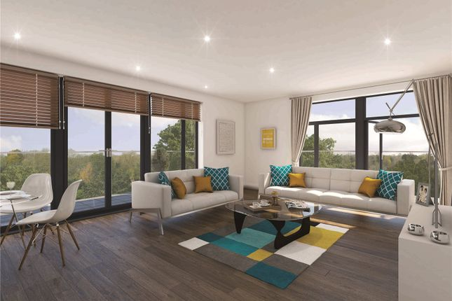 Thumbnail Flat for sale in Aqua House, Packet Boat Lane